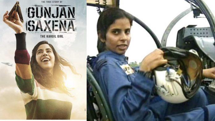 Gunjan Saxena - The Kargil Girl