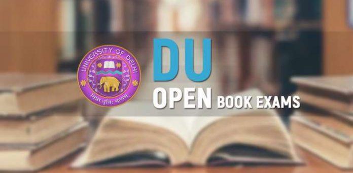 DU Final Year Exams 2020