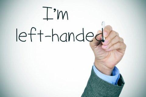Left-handers day 2020