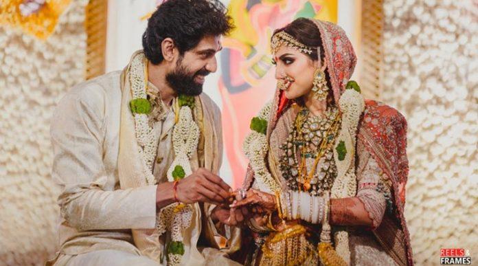 Miheeka Bajaj And Rana Daggubati Married