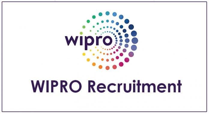 Wipro new vacancy