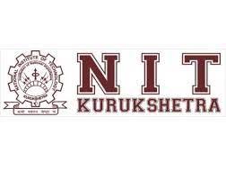 NIT Kurukshetra University Vacancy